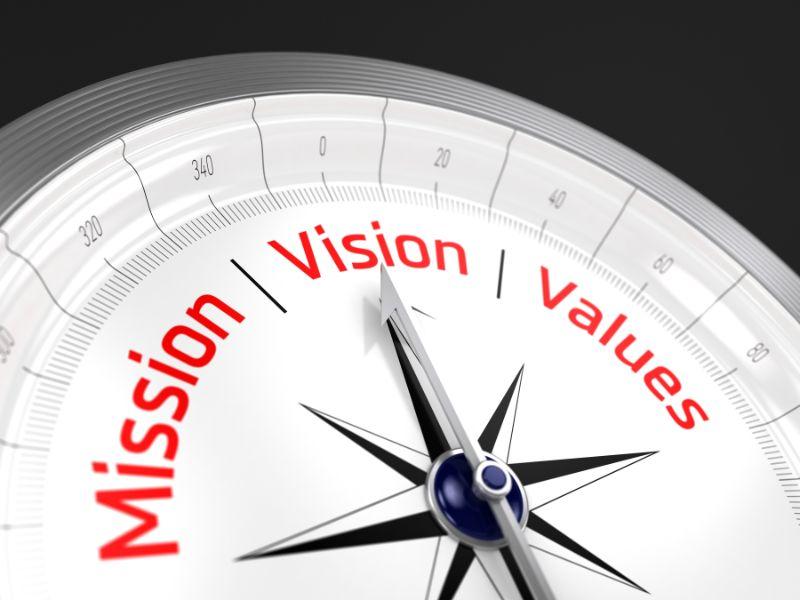 vol.95 なぜ、企業はミッション・ビジョン・バリューを構築しないといけないのか?